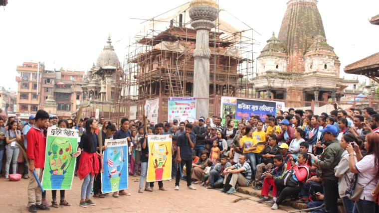 World Clean-up Day – Signature Event